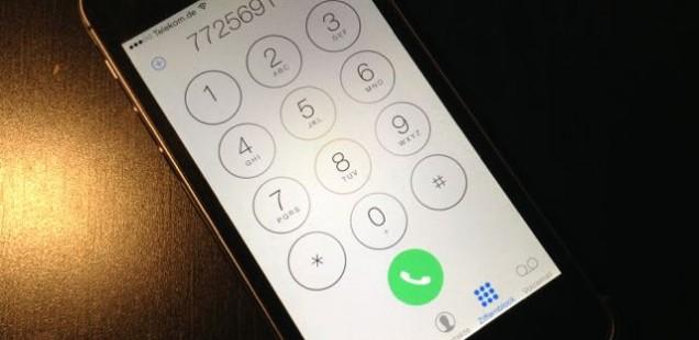 Die  Telefonnummer Gottes