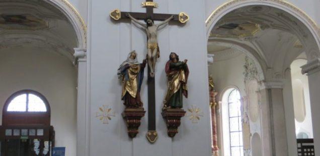 Was ein kleines Kreuz erzählt...