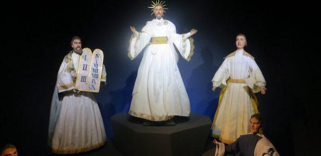 Es wird Freude sein vor den Engeln Gottes über einen Sünder, der Buße tut. Lukas 15,10