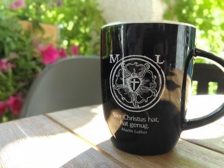 Auf eine Tasse Kaffee mit Gott   Bild: Martin Dubberke