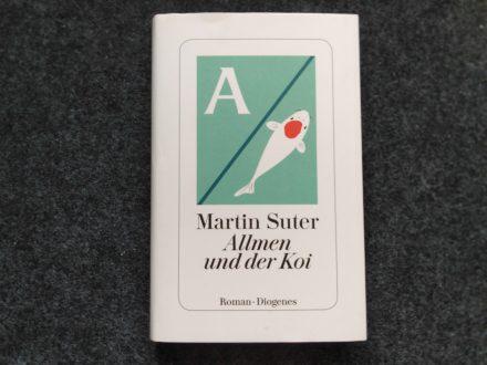 Buchcover Allmen   ©️Martin Dubberke