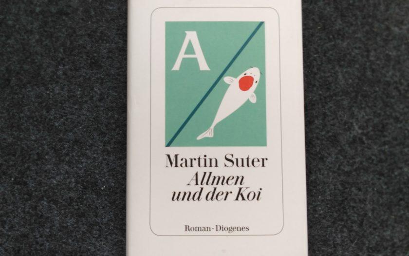Buchcover Allmen | ©️Martin Dubberke