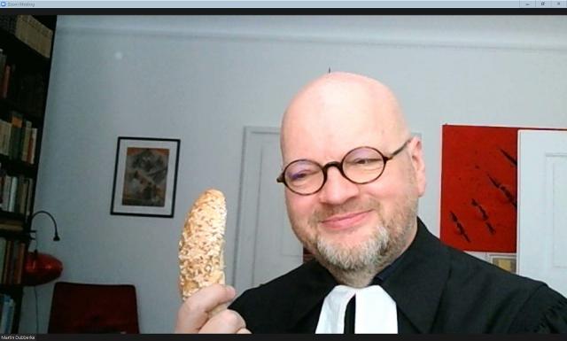 Die fromme Mittagspause mit Pfarrer Martin Dubberke | Bild: Martin Dubberke