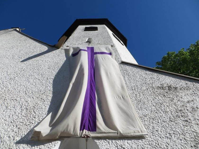 Johanneskirche zu Pfingsten   Bild: Martin Dubberke