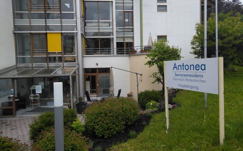 Antonea Seniorenresidenz | Bild: Martin Dubberke