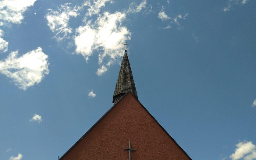 Kreuzkirche Oberammergau | Bild: Martin Dubberke