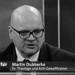 "Screenshot Martin Dubberke bei ""Hart aber Fair"""
