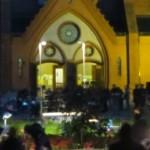 Das Badetuch auf der Kirchenbank  - oder Die Weihnachtsbotschaft geht interessante Wege