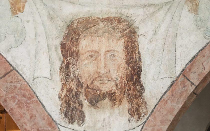 Jesus in der Alten St. Martin Kirche in Garmisch | Bild: Martin Dubberke