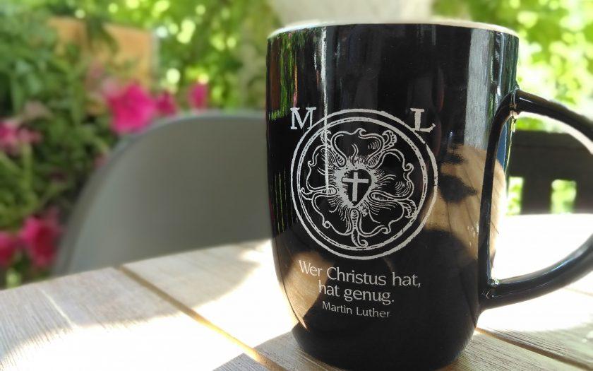Auf eine Tasse Kaffee mit Gott | Bild: Martin Dubberke