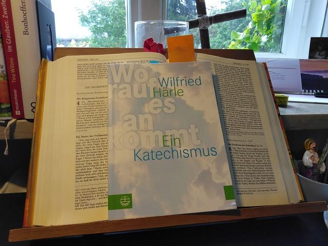 Cover - Härle: Worauf es ankommt – Ein Katechismus | Bild: Martin Dubberke