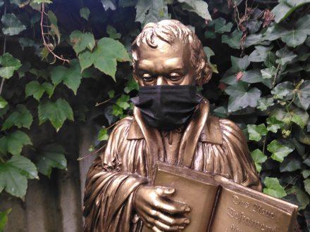 Martin Luther mit MNB | Bild: Martin Dubberke