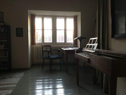 Das Studierzimmer von Dietrich Bonhoeffer | Bild: Martin Dubberke