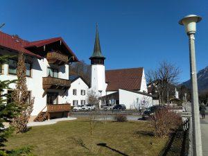 Dreifaltigkeitskirche Mittenwald | Bild: Martin Dubberke